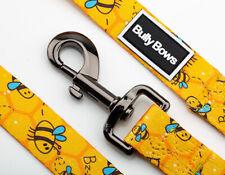 Bumble Bee Dog Leash- Extra Strong Stylish Custom Dog Leash