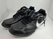 Nike T77 Lite Men's Black Trainers SIze 11 (UK) 12 (US)