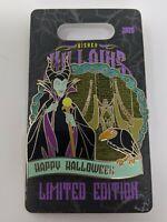 Maleficent Sleeping Beauty Disney Villains Lairs Happy Halloween Box Set LE Pin