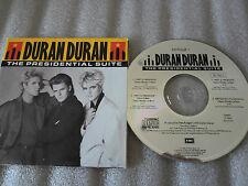 CD-DURAN DURAN-THE PRESIDENTIAL SUITE-VERTIGO-DEMOLITION-(CD SINGLE)1987-4TRACK