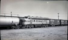 ORIGINAL PHOTO NEGATIVE-Railroad Ferrocarril Sonora Baja California #2020