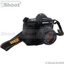Shoulder/Neck Sling Strap Belt for Nikon Camera D7000/D5000/D3100/D3000/D90/D80