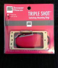 Seymour Duncan Triple Shot Mount Ring TS-2S Set Les Paul Cream 11806-05-cr