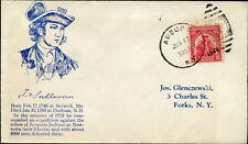 #657 U.S. FIRST DAY COVER CACHET BM9564