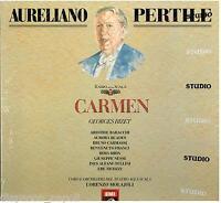 Bizet: Carmen / Molajoli, Pertile, Baba, Franci, Baba - LP Shielding - Emi