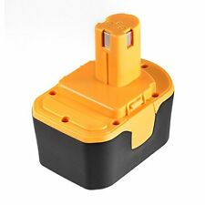 Replace 14.4V 14.4 volt Battery Ryobi 1400655 1400656 1400671 4400011 130224010