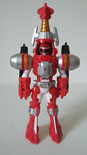 JOUET POWER RANGERS OPERATION OVERDRIVE - RANGER ROUGE FOREUSE - BANDAI 2006