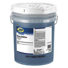 Zep 155835 Dishwasher Rinse Additivepailsz 5 Gal