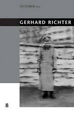 Gerhard Richter (October Files), , Acceptable, Hardcover