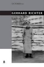 Gerhard Richter (October Files), , Acceptable, Hardcover