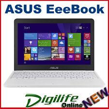 "ASUS EeeBook X205T 11.6"" HD Intel Quad Core Z3735 32G SSD 2GB RAM Wifi BT Win10"