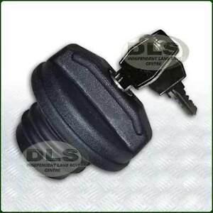 LAND ROVER DEFENDER- Locking Fuel Filler Cap VIN XA159807 on (WLD500200)