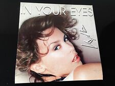 KYLIE MINOGUE - In Your Eyes BRAZIL PROMO CD SINGLE MEGA RARE