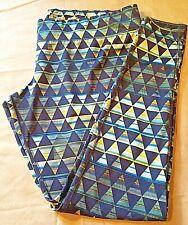Mossimo Leggings Pants Womens Athletic Activewear Geometric SZ XXL