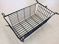 Rollator Under-Seat Replacement Basket - With Carry Handle, Fits Most Rollators