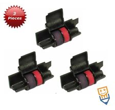 More details for casio fr 620ter ink rollers printing audit calculator black red ir40t by ob