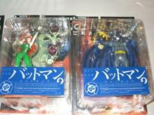 DC DIRECT BATMAN YAMATO WAVE 2 SET of 4 POISON IVY RIDDLER PENGUIN BATMAN (2004)