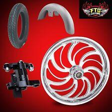 "Harley 26 inch Big Wheel Builders Kit, Wheel, Tire, Neck, & Fender  ""Creeper"""