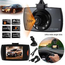 """2.4"""" 1080P HD Car Vehículo Cámara Auto Coche DVR Accidente Video Grabadora MA340"""