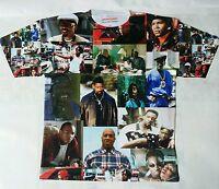 Villains T Sublimated shirt laney pantone bred toro movies