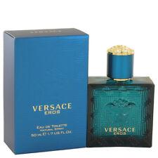 Versace Eros 1.7 oz Eau De Toilette Spray by Versace for Men