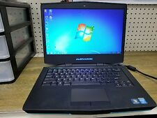 Alienware 14 Gaming Laptop Core i5-4200M 750GB HDD 8GB Memory