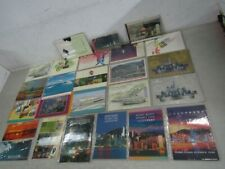 Nystamps British Hong Kong mint stamp souvenir sheet year set collection carton!
