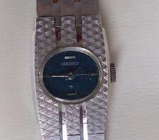 Reloj De cuerda marca Seiko para mujer