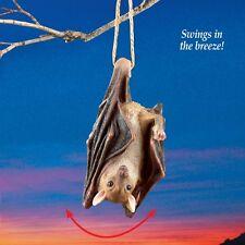 Realistic Spooky Swinging Bat Indoor/ Outdoor Halloween Decoration