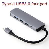 USB C Type C To USB 3.0 Hub Splitter usb hub 3.0 High Speed Extension Adapter PC