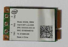 Scheda WiFi N wireless Intel board 802.11N per Acer TravelMate 6293 series LG1