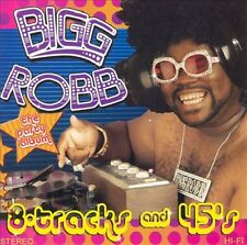 "Bigg Robb - 8 Tracks & 45""s  - New Factory Sealed CD"