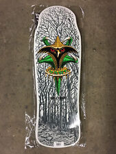 Old School Powell Peralta Tony Hawk Claw Reissue Bones Brigade Skateboard Deck