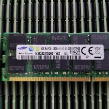 Samsung 16GB x1 DDR3 PC3L-12800R 1600MHz ECC REG SERVER Memory M393B2G70QH0-YK0