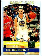 2010-11 Donruss Die-Cuts Emerald # 189 Stephen Curry *Rookie* Golden State Warri