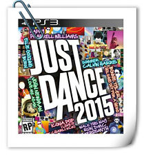 PS3 MOVE JUST DANCE 2015 Sony PlayStation Ubisoft Music Games