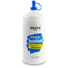 Meyco Bastelkleber Bastelleim weiß/ transparent 1000 gr/ 1l  65711
