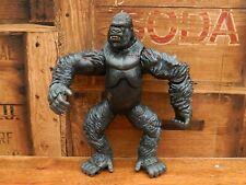 "King Kong Movie Action Figure 7"" 2005 Playmates Universal Studios Battle Damage"