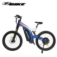 Bicicletta elettrica 1500W 48V mountain bike AOSTIRMOTOR S17 Fat Tire 3 Mode