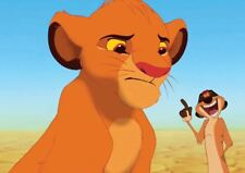 THE LION KING SIMBA TIMONE NEW ART PRINT POSTER YF1414