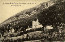 Maria-Schutz Niederösterreich 1922 Semmering Wallfahrt Kirche Verlag Ledermann