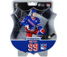 Wayne Gretzky New York Rangers NHL 6' Action Figure Era 1996 -1999 Ltd 4850 -NEW