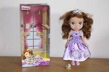 Disney Junior -- Poupée Sofia de 'Princesse Sofia' avec Clovis (Figurine Bullyla