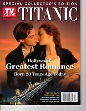 TITANIC a TV Guide Special Collector's Edition  -  M1-19