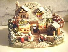 More details for lilliput lane christmas lights at sweet delights l2556 illuminated cottage