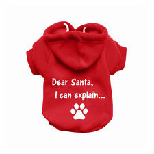 Unisex 100% Cotton Hoodies for Dogs