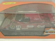 Slot.it CA13B Slot Car Jaguar XJR12 3rd Le Mans 1991 No.34 1:32