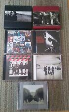 U2 10  CD LOT