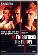 DVD - LE TALENTUEUX MR RIPLEY - Matt Damon