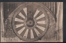 Hampshire Postcard - Winchester County Hall, King Arthur's Round Table  RS4044